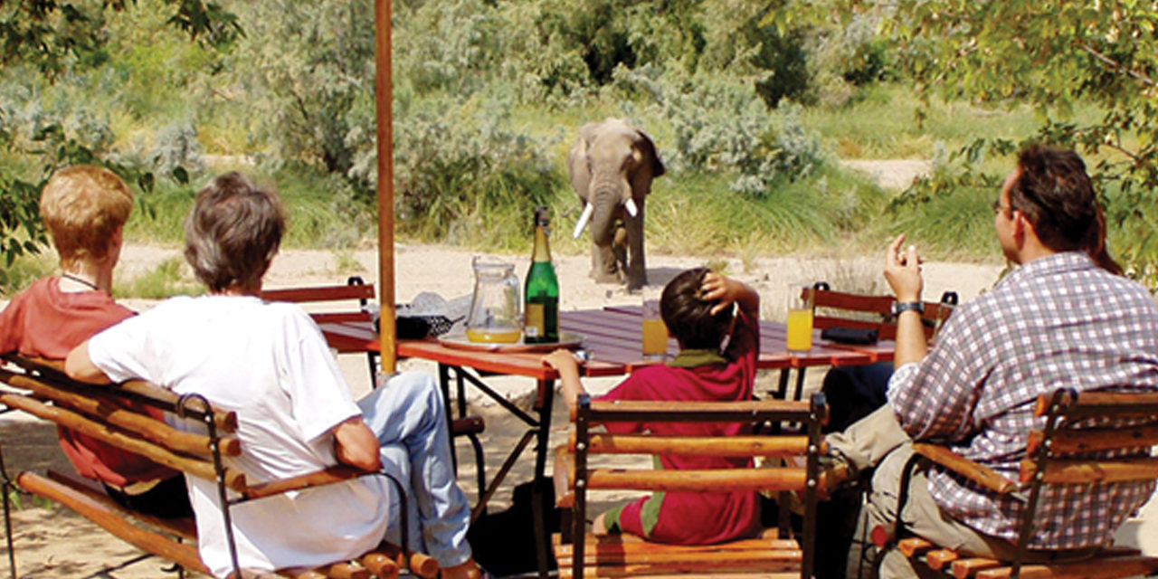 Namibian tourism industry hit hard by virus