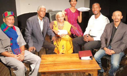 Philander's satirical drama confronts corruption