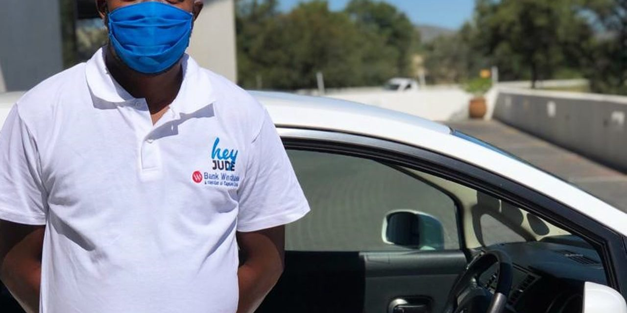 Bank Windhoek launches Hey Jude Rider Service