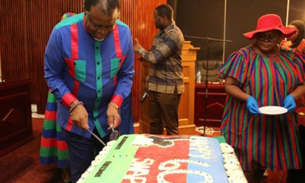 Police to investigate Swapo over party