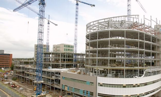 Lockdown hits construction sector