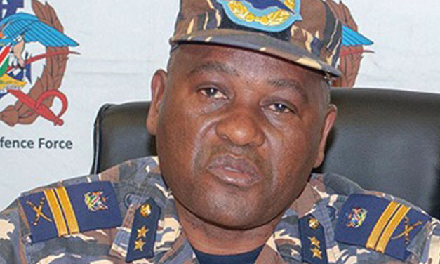Pinehas new chief of the NDF