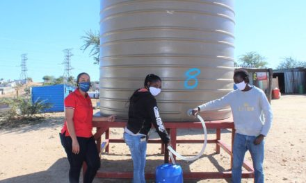 Bank Windhoek brings water closer to the community