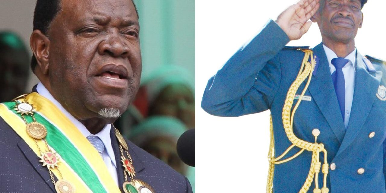 Geingob drawn into CoW fight