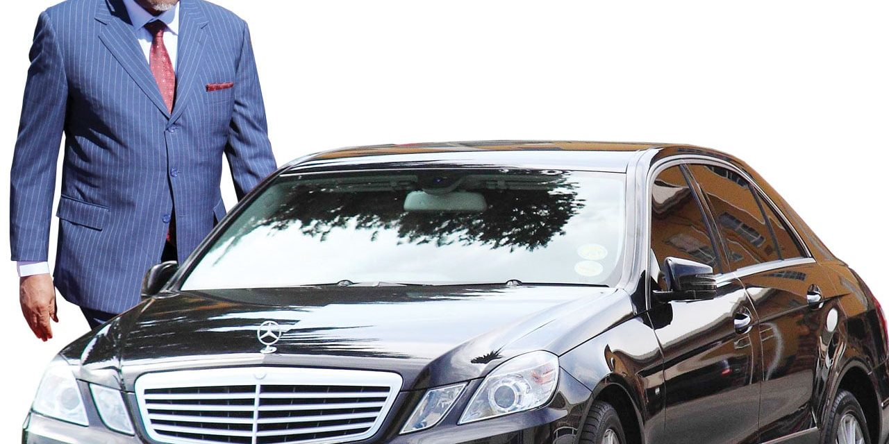 Geingob cancels new state cars