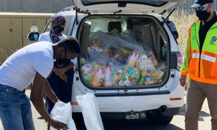 Debmarine employees aid communities