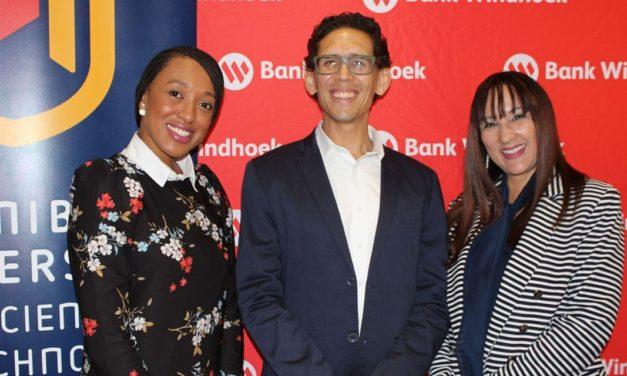 Bank Windhoek, NUST, B360 partner