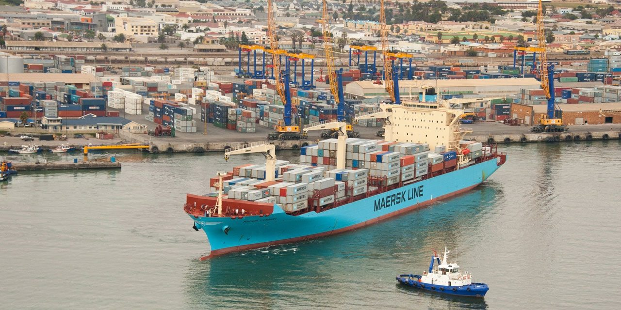 Namport records increases in cargo shipments
