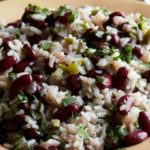 Red beans and rice – good food for po' folks