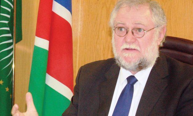 Emergency power generator saviour for Rundu water woes