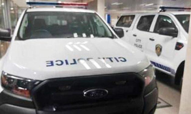 City Police splashes millions on bakkies