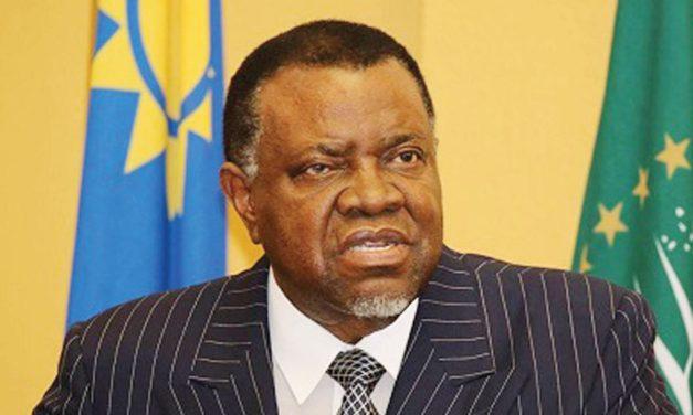 Erongo region placed under lockdown again