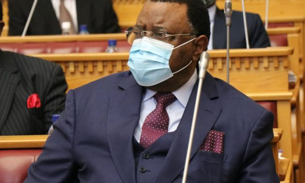 Namibia declined N$192m reparations offer