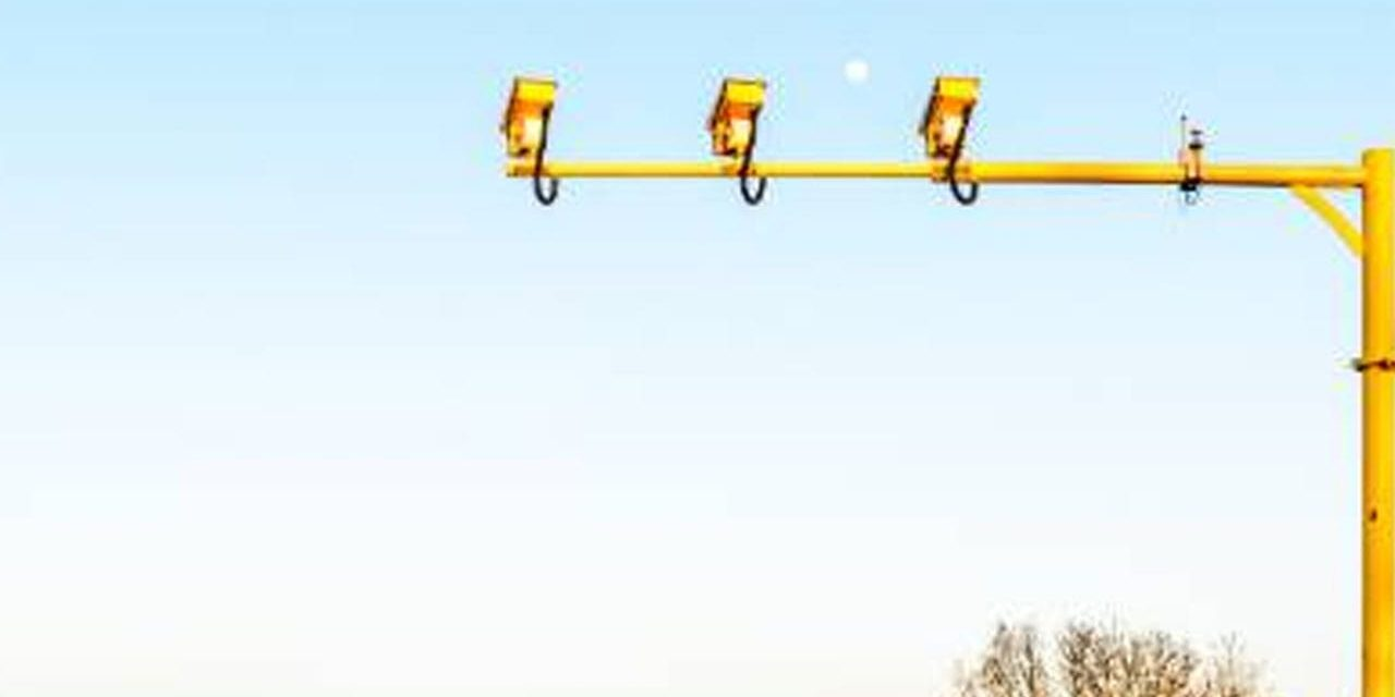 Nampol speed cameras idle