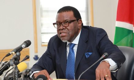 President Geingob's Philosophy is paying off