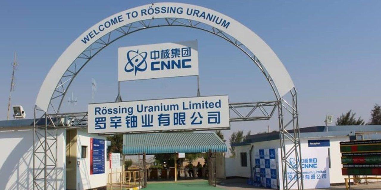 Rössing records N$503 million profit