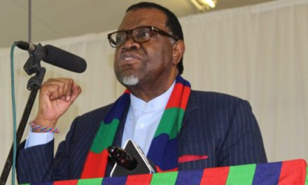 Geingob hits back at opposition parties
