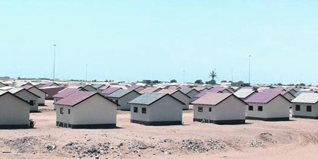 Govt turns to mass houses for quarantine