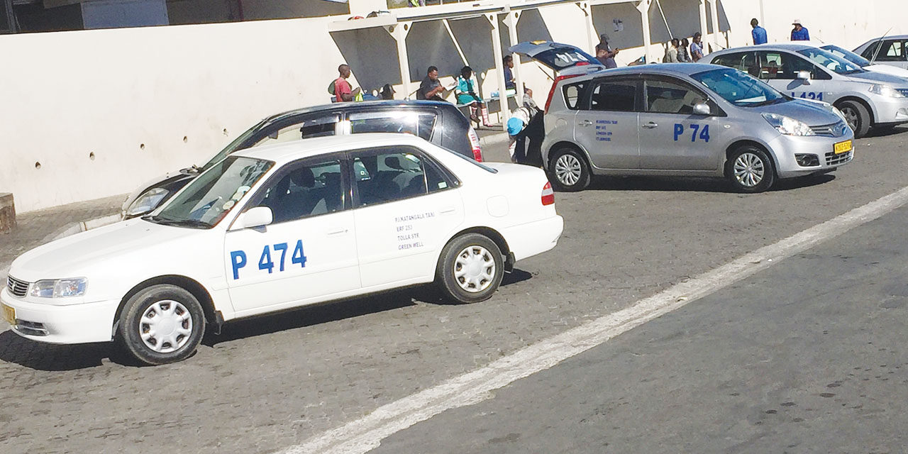 Full taxi loads illegal – Ministry