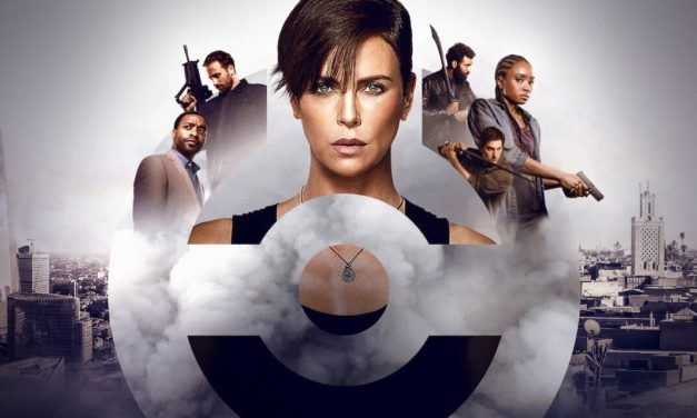 Netflix – The Old Guard – check it out!