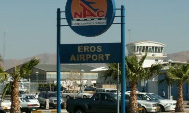 Eros Airport runway rehabilitation begins