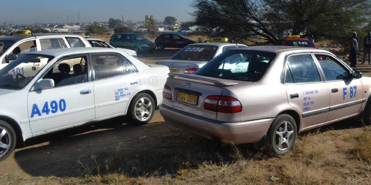 Taxis reject curfew