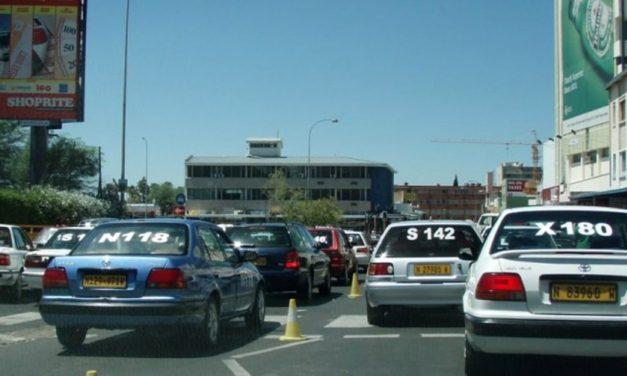 Taxis plan N$15.40 fare