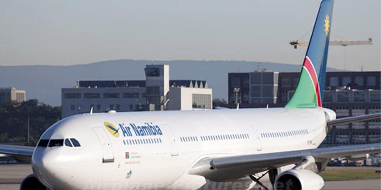 Travel ban hits Air Namibia