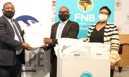 FNB donates Personal Protection Equipment