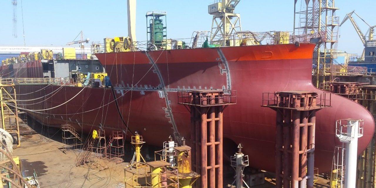 AMV3 readies for pilot ocean launch