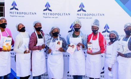 Baking Masterclass empowers 16 women