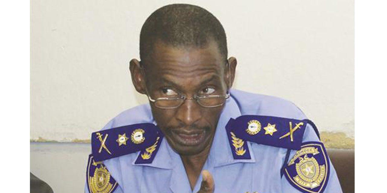 Kanime hunts for Fishrot accused officer . . . as no action has been taken to extradite Meren de Klerk