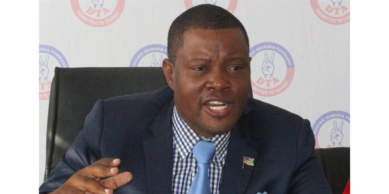 Venaani hits back at SWAPO over Zim motion