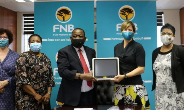 FirstRand Namibia HOPE Fund hands over 25 ICU patient monitors