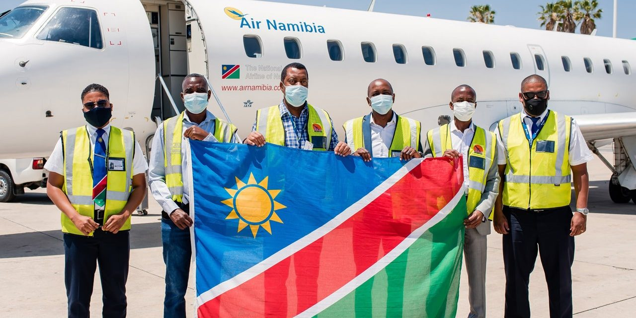 Air Namibia restarts Joburg, Cape Town flights