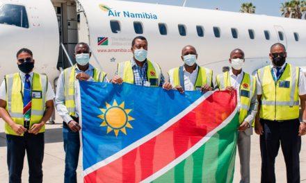 Air Namibia restarts Joburg, Cape Town flights