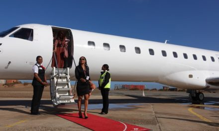 FlyWestair to service Joburg route