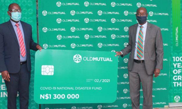Old Mutual donates N$1.3 million