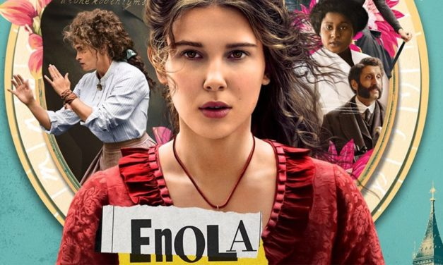 Netflix – Movie Review:  Enola Holmes