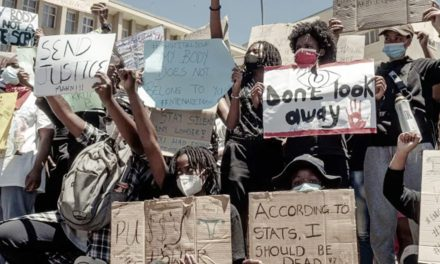 GBV protestors to review govt pronouncement …still demand a state of emergency