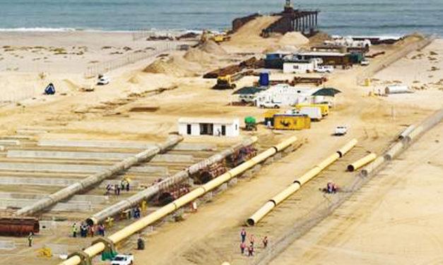Govt negotiates desalination plant price tag