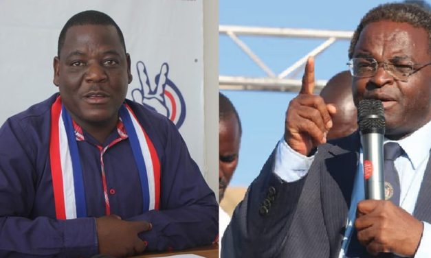Iitula dares PDM in clash of colours…as ECN distances self from fight