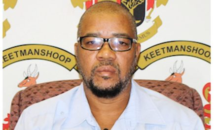 Keetmanshoop CEO faces new scandal