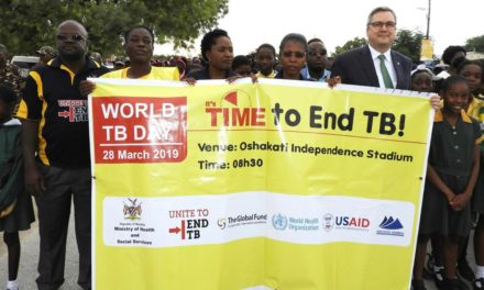 Khomas leads in TB cases