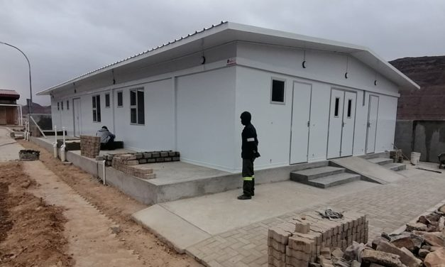 Anglo American Namibia Foundation, De Beers group boost border screening capacity