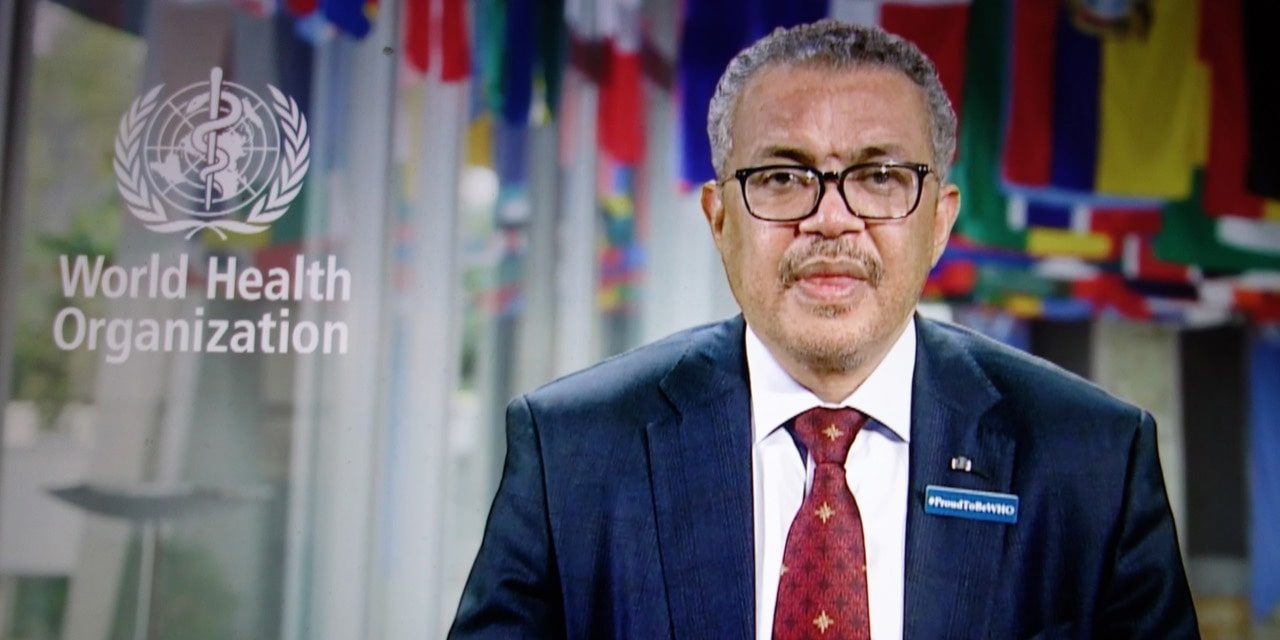 COVID-19: WHO urges MPs to unite and build strong health systems