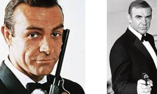 The name is Bond; James Bond