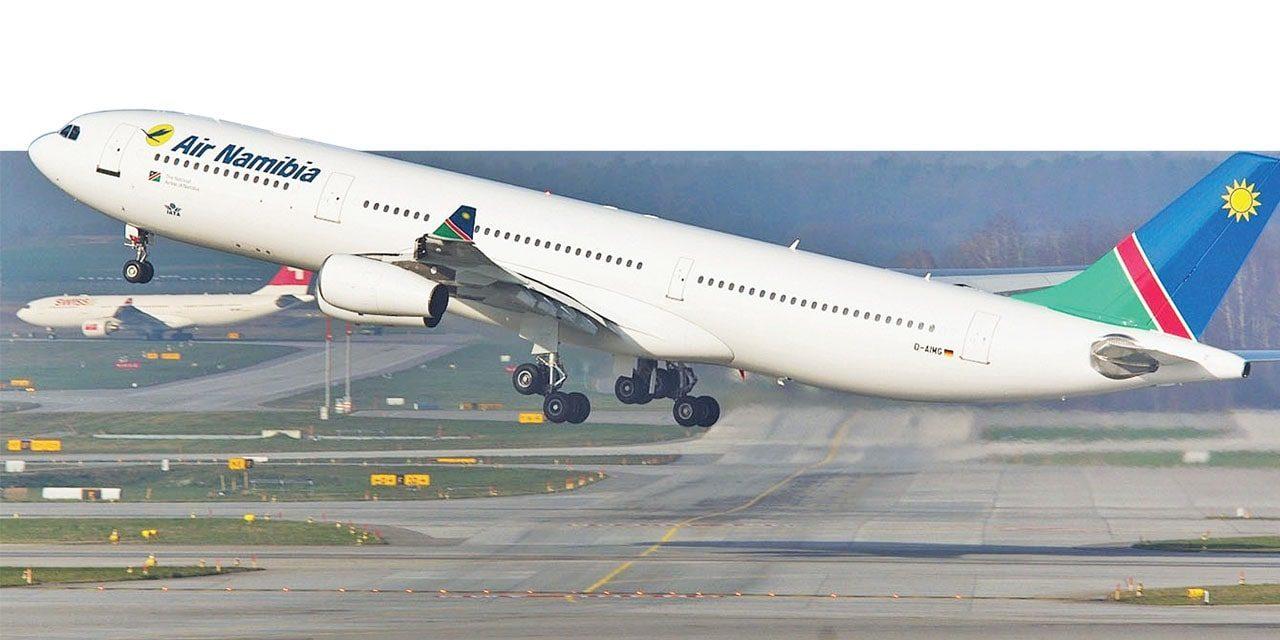 Air Namibia suspends Joburg, Cape Town route