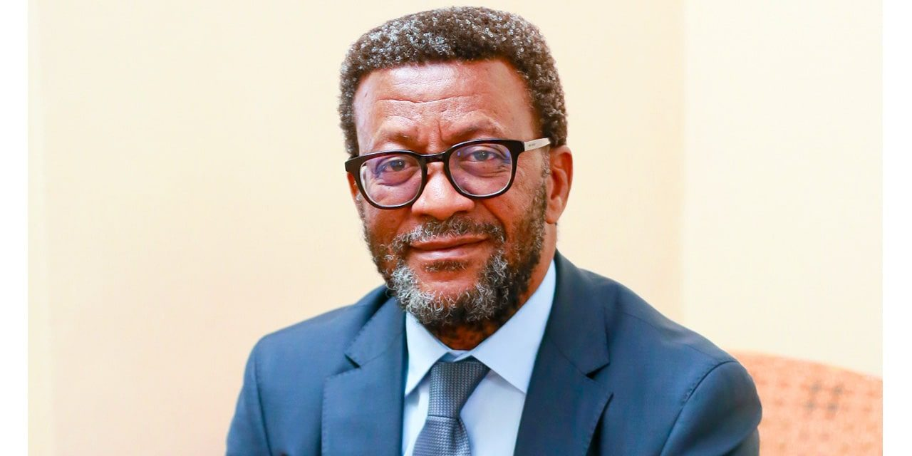 Tjama denies tribal remarks