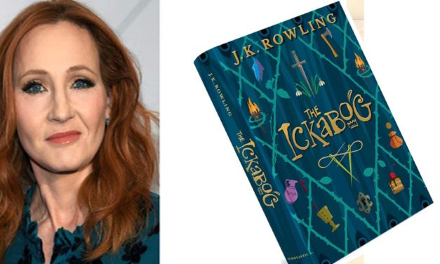 Book Review: The Icabog – JK Rowling